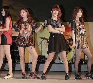 Glam (group) South Korean girl group