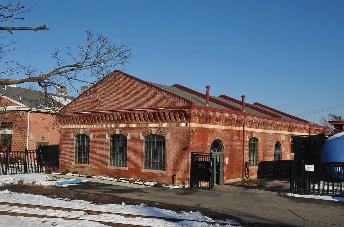 Gloucester City Water Works Engine House - Wikipedia