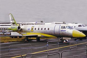Gulfstream G200 - IAI Galaxy - September 1998