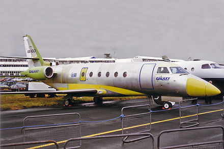 Iai Israel Aircraft Industries 1126 Galaxy Pr Oft Unknow June 19