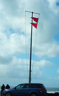 Gale warning Weather forecast that includes a warning of a gale