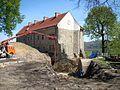 Galizische Grenzstellung, Bunker auf der Burg in Sanok 2.JPG