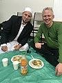 Gamal Fouda and Axel Wilke.jpg
