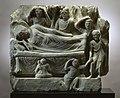 Gandharan - Death of the Buddha - Walters 2556.jpg