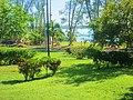 Garden in Bacalar, Q. Roo - panoramio.jpg