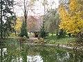 Garden of the Franciscan monastery in Katowice Panewniki 047.JPG