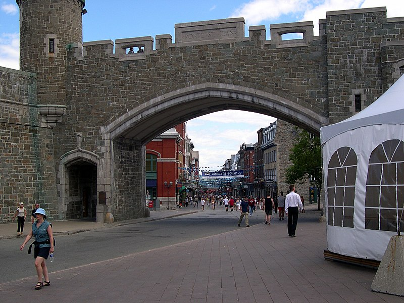 Fichier:Gates to Quebec City.jpg