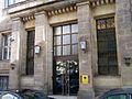 Gebäudekomplex der Deutschen Bank - Block I - Haupteingang-wp.jpg