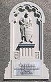 Gedenktafel Mariendorfer Damm 30 (Mariendl) Johann II.JPG