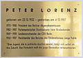 Gedenktafel Steifensandstr 8 (Charl) Peter Lorenz (Retusche).jpg