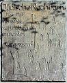 Gedenktafel Zeltinger Platz 17 (Froh) Jüdische Nachbarn.jpg