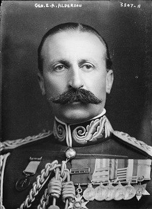 Edwin Alderson - Lieutenant General Alderson, c. 1910