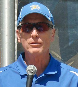 Gene Bleymaier - Bleymaier in 2015