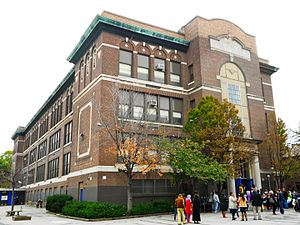 George A. McCall School - Image: General George A. Mc Call School 325 s 7th, Philly