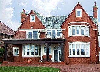 Lytham St Annes - Formby's house, Lytham St Anne's