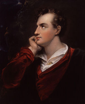 Lord Byron cover