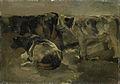 George Hendrik Breitner - Vier koeien.jpg