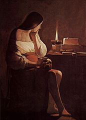 Magdalene with the Smoking Flame