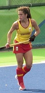Georgina Oliva Spanish field hockey player