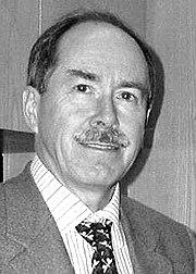 Gerard 't Hooft at Harvard University in December 2003