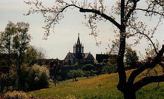 Bebenhausen - Cistercian church at Bebenhausen