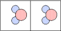 Molécule d'eau