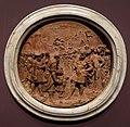 Giambologna, episodio delle crociate, forse consegna del figlio dell'imperatore alessio I comneno, giovanni II, 1598 ca. (nyc, quentin foundation) 01.jpg