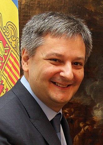 Gilbert Saboya Sunyé - Image: Gilbert Saboya Sunyé (cropped)