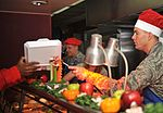Gingko Tree celebrates Christmas with homestyle meal 131225-F-FM358-005.jpg