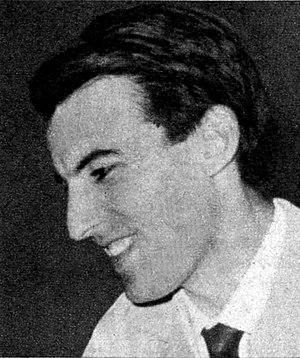 Giorgio Gaslini - Giorgio Gaslini in 1957