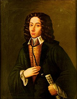 Giovanni Battista Pergolesi composer from Italy