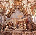 Giovanni Battista Tiepolo - The Investiture of Herold as Duke of Franconia - WGA22320.jpg