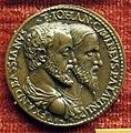 Giovanni dal calvino, medaglia di alessandro bassiano e giovanni dal calvino.JPG