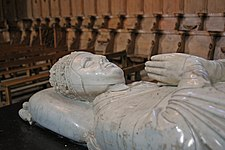 Gisant Du Pape Clment VI Dans Labbatiale De La Chaise Dieu