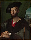 Giuliano de' Medici (1479–1516), Duke of Nemours MET DP265692.jpg