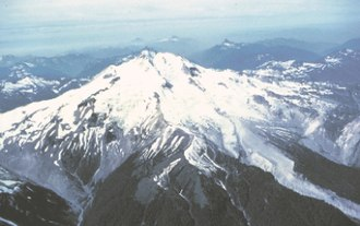 Glacier Peak - Glacier Peak from the southeast