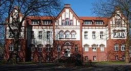 Gladbeck, Musikschule, Berginspektion, 2008 03