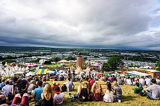 Glastonbury Festival Performing arts festival in Somerset, England
