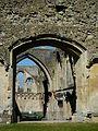 Glastonebury - Abbey ruins 1184-153902.jpg