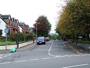 Gledstane Road