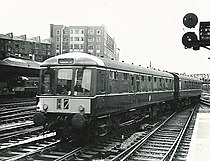 Gloucester RC&W Co Class 119 Cross Country 3 car dmu W51077, W59420, W51105 (8327138452).jpg