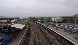 Gloucester railway station MMB 48.jpg