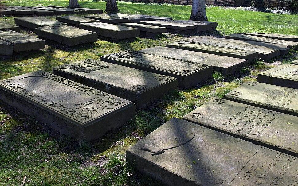 Glueckstadt Judenfriedhof 1