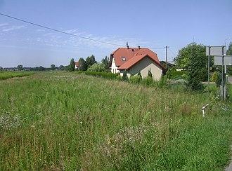 Bielawa, Masovian Voivodeship - Image: Gmina Konstancin Jeziorna 322