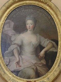 Armande Félice de La Porte Mazarin (1691-1729)
