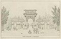 Goetghebuer - 1827 - Choix des monuments - 085 Porte Guillaume Bruxelles.jpg