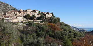 Gorbio Commune in Provence-Alpes-Côte dAzur, France