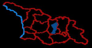 Gori Municipality - Image: Gori