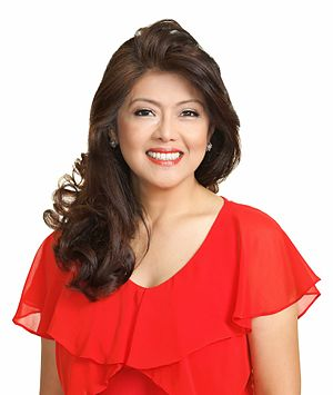 Imee Marcos - Image: Governor Imee Marcos