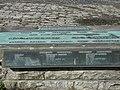 Goyt Valley memorial Plaque - geograph.org.uk - 337445.jpg